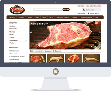 Marketing online Damma