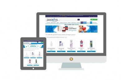 Desarrollo Tienda Online Farmacia GT