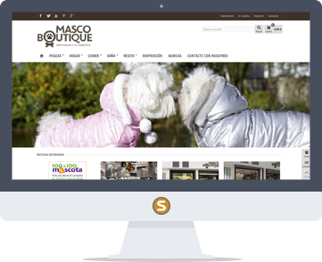 Marketing online Mascoboutique