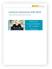 Informe comercio electrónico 2010