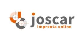 Diseño tienda online Imprenta Joscar