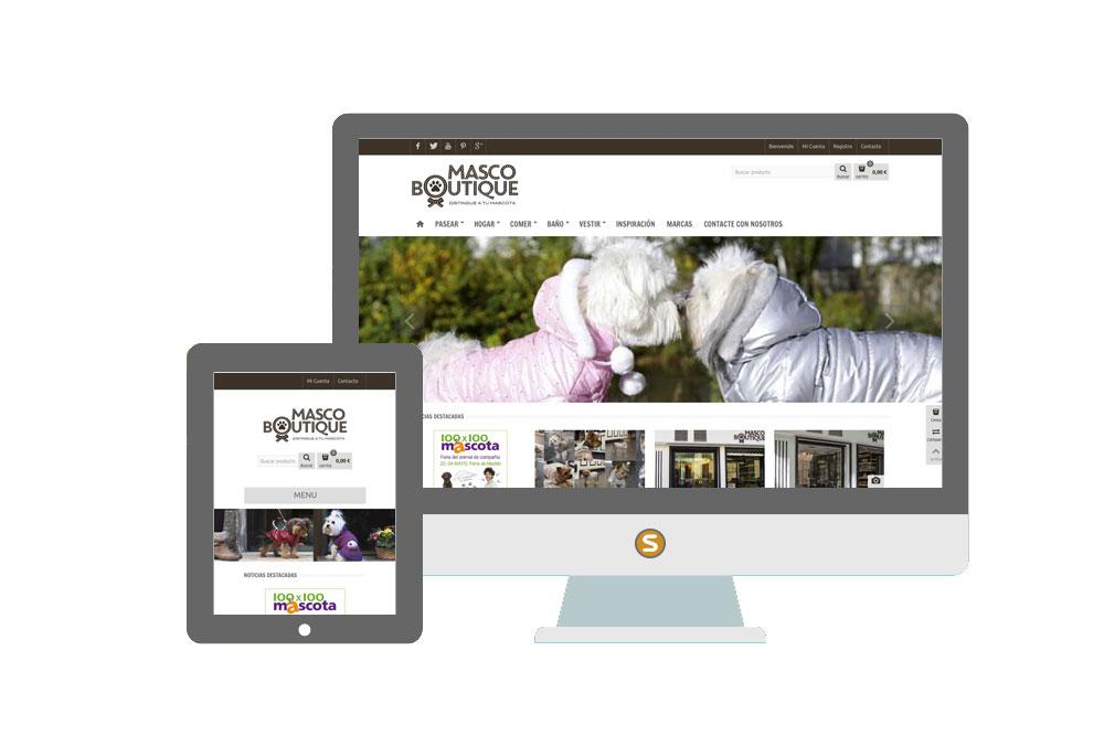 Tienda online Mascoboutique
