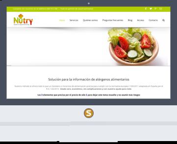 Marketing online Nutry
